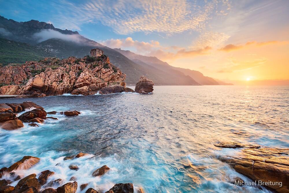 Golfo di Porto by Michael Breitung