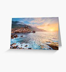 Golfo di Porto Greeting Card