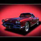 1962 Corvette by Keith Hawley