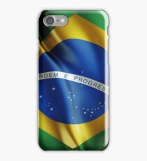 Brazil flag iPhone Case/Skin