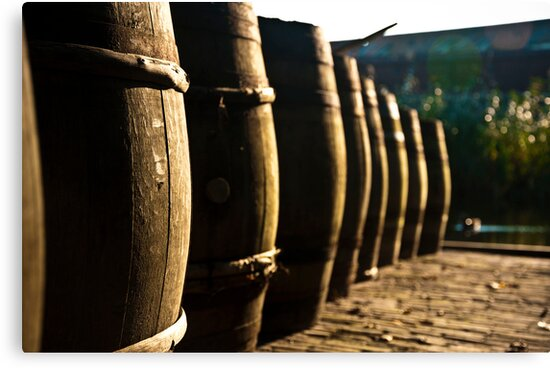 Barrels by pahas