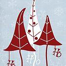 Three Trees by David & Kristine Masterson