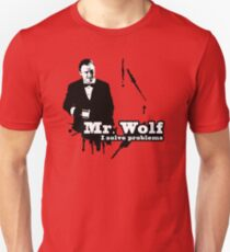 Mr. Wolf Slim Fit T-Shirt