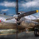 Pilot - Plane - The B-29 Superfortress by Michael Savad