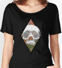 Space God  Women's Relaxed Fit T-Shirt