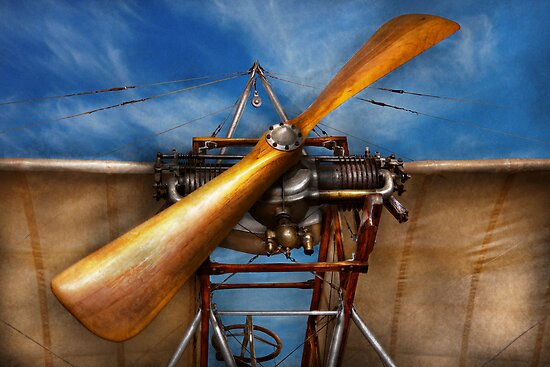 Pilot - Prop - They don't build them like this anymore by Michael Savad