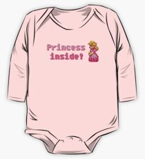 Princess inside! One Piece - Long Sleeve
