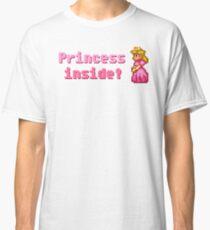 Princess inside! Classic T-Shirt