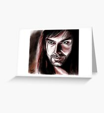 Aidan Turner, KILI Greeting Card