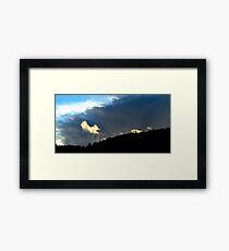 CloudFantasy-30 Framed Print