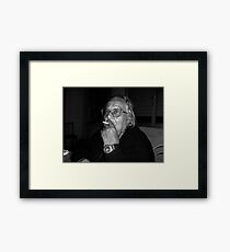 portrait3 Framed Print