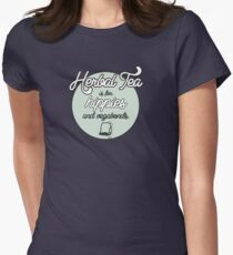 PersonaliTEAs - Herbal Tea Womens Fitted T-Shirt