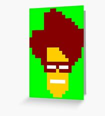 The IT Crowd: Moss Greeting Card