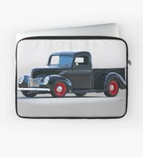 1940 Ford Deluxe 8 Pickup Laptop Sleeve
