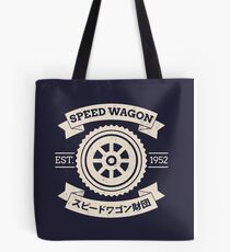 SPW - Speed Wagon Foundation [Cream] Tote Bag