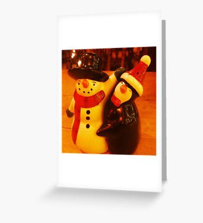 Salt & Pepper Greeting Card
