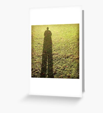 My, what long legs you have... Greeting Card