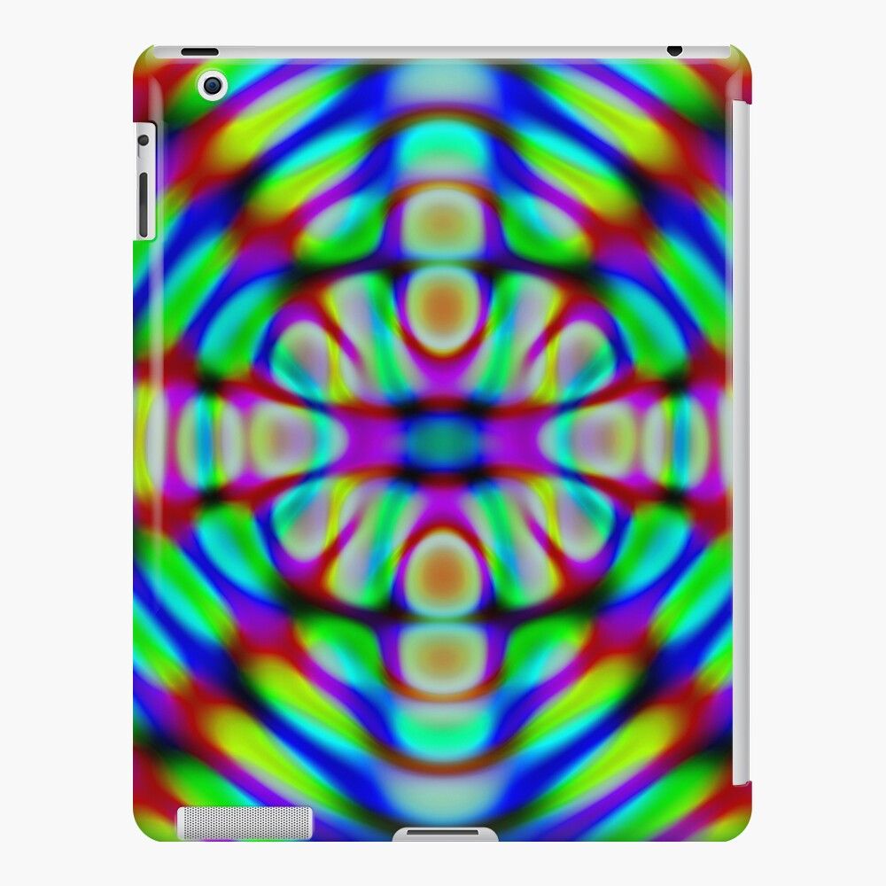 Psychedelic iPad Case & Skin
