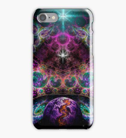 Birth Of Worlds iPhone Case/Skin