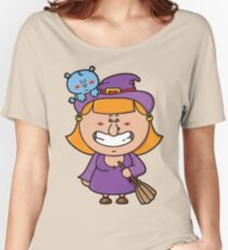 Witch Women's Relaxed Fit T-Shirt