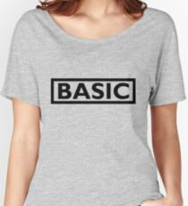 Basic Women's Relaxed Fit T-Shirt