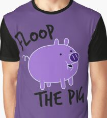 Floop the Pig Graphic T-Shirt