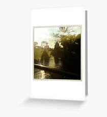 Waterfront 1 Greeting Card