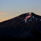 Sunrise on Mt. Bachelor by MakenzieW1