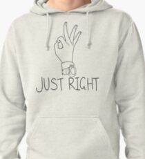 Just Right - Got7 Pullover Hoodie