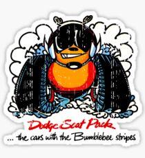 Dodge Scat Pack Sticker