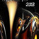 New Year Card Abstract by vesa50