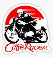 Cafe Racer Sticker