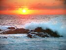 Sunrise Surf and Sea HDR by Colin  Williams Photography