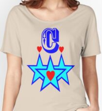۞»★Initial C Fantabulous Clothing & Stickers★«۞ Women's Relaxed Fit T-Shirt