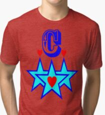 ۞»★Initial C Fantabulous Clothing & Stickers★«۞ Tri-blend T-Shirt