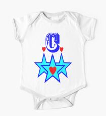 ۞»★Initial C Fantabulous Clothing & Stickers★«۞ One Piece - Short Sleeve