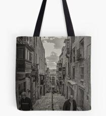 Pedestrians Tote Bag