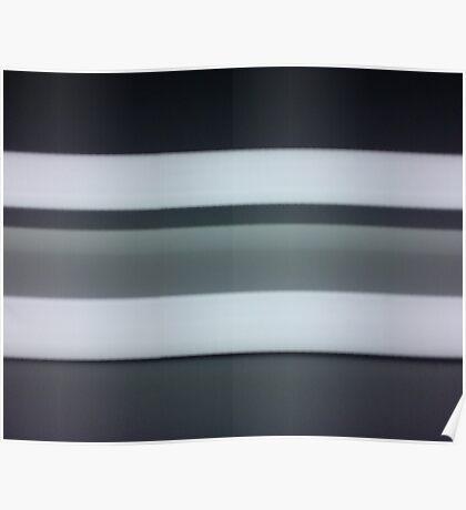 Lumina 7 - Monochrome Poster