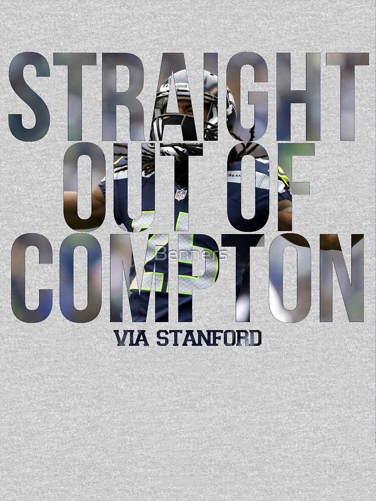 'Straight Outta Compton' Sherman-Style by Benners