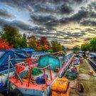 Barrow Boats by Yhun Suarez