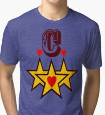 ۞»★Initial C Fantabulous Clothing & Stickers★«۞ Tri-blend T-Shirt