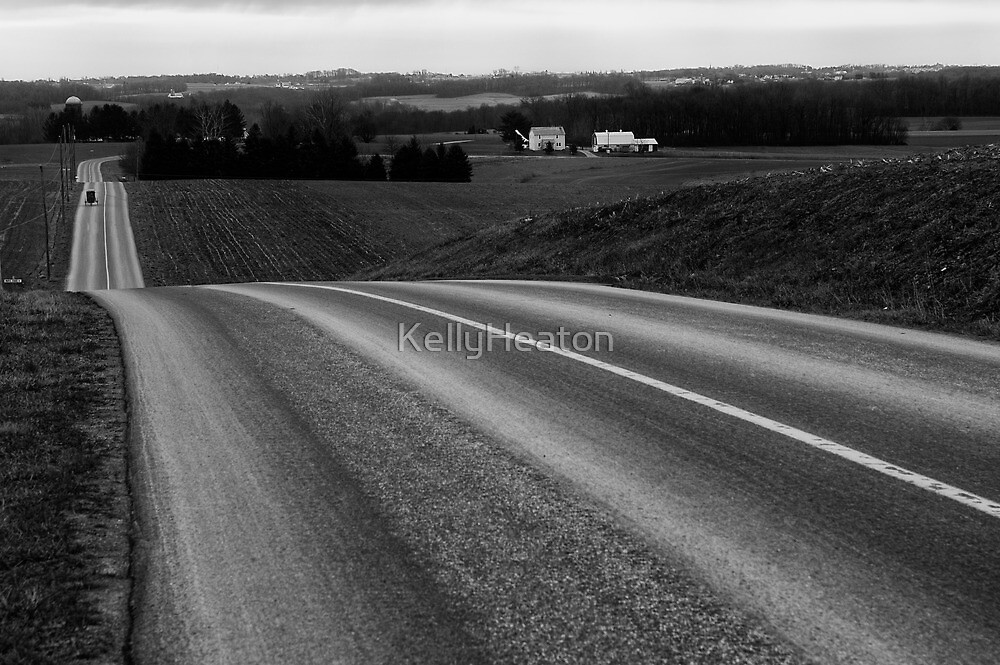 Traveling Through Pennsylvania Amish Country by KellyHeaton