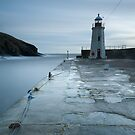 Lybster Harbour, Caithness, Scottish Highlands by Iain MacLean