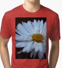 Flower Close up Tri-blend T-Shirt