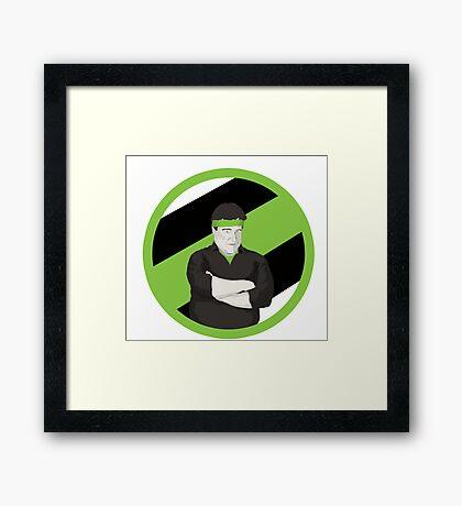 The Goodman Framed Print