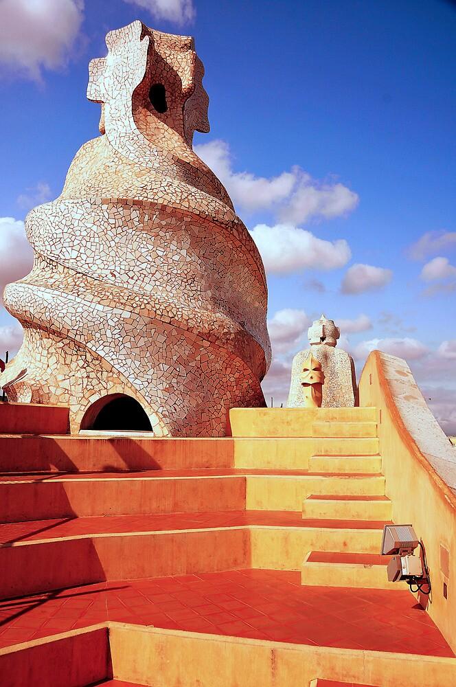 Roof of LA PADRERA by amira