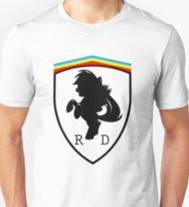 Rainbow Dash Ferarri Unisex T-Shirt
