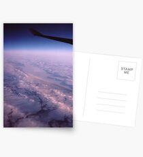 """"""" A Frozen World """" Postcards"""