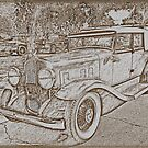 Classic In Sepia by Chet  King
