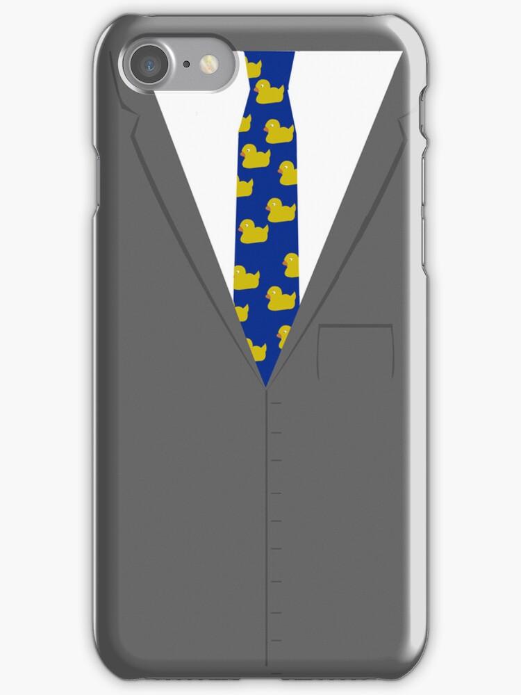 Ducky Tie by katiethebatman